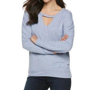 women's Juicy Couture sweatshirt.